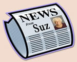 Subscribe to News from Suz newsletter